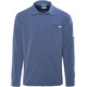 Columbia Triple Canyon Solid longsleeve Heren blauw